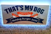 A hot dog shop with a clever name plans for opening next week